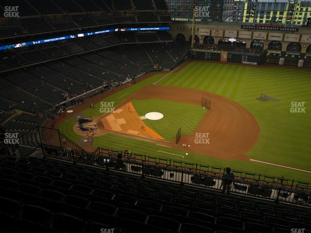 Minute Maid Park Section 428 view