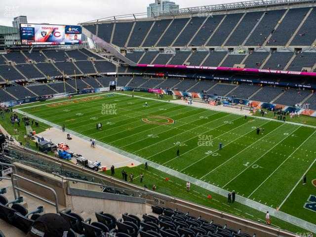 Soldier Field Section 305 view
