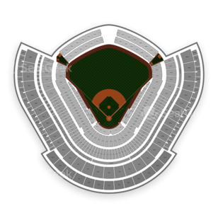 Los Angeles Dodgers Seating Chart