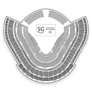 Dodger Stadium Seating Chart Cirque Du Soleil