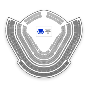 Dodger Stadium Seating Chart Baseball