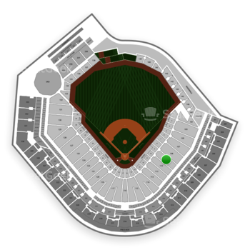 Pittsburgh Pirates at PNC Park Section 109 View