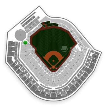 Pittsburgh Pirates at PNC Park Section 132 View