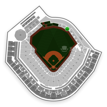Pittsburgh Pirates at PNC Park Section 141 View