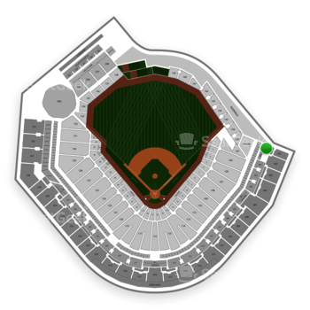Pittsburgh Pirates at PNC Park Section 201 View