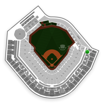 Pittsburgh Pirates at PNC Park Section 202 View