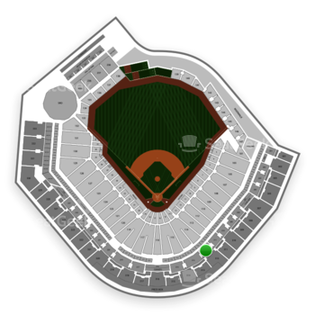 Pittsburgh Pirates at PNC Park Section 212 View