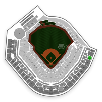 Pittsburgh Pirates at PNC Park Section 303 View
