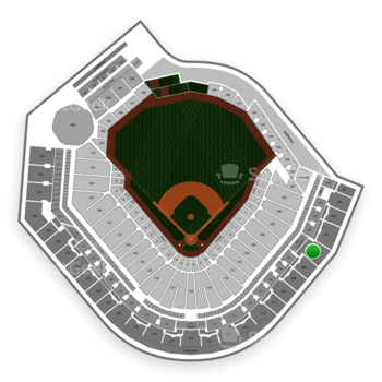Pittsburgh Pirates at PNC Park Section 307 View