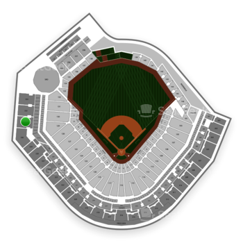 Pittsburgh Pirates at PNC Park Section 331 View