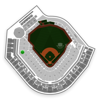 Pittsburgh Pirates at PNC Park Section 129 View