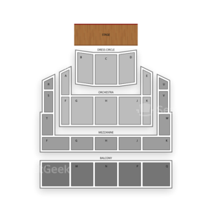 Raleigh Memorial Auditorium Seating Chart Dance Performance Tour