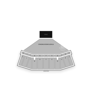 North Dakota State Fair Seating Chart Concert