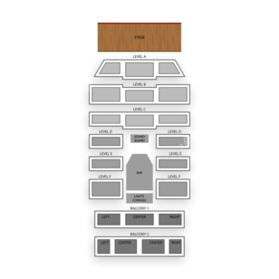 Boulder Theater Seating Chart Family