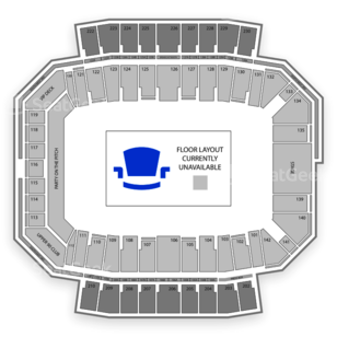 SheBelieves Cup Seating Chart