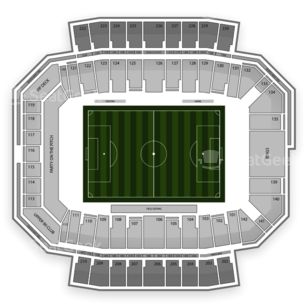Columbus Crew Seating Chart