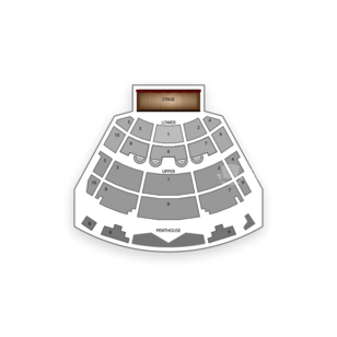 Harrah'S Resort Atlantic City Seating Chart Concert