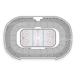 Tri-City Americans Seating Chart