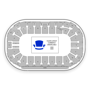 Toyota Center Kennewick Seating Chart Concert