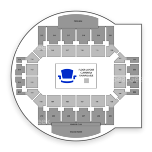 Broadmoor World Arena Seating Chart Classical