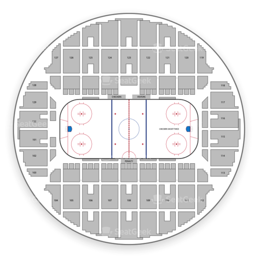 Tbd At Charlotte Checkers Home 2 If Necessary Eastern Conference Round 1 April Minor League Hockey Tickets 4 17 2019 3 30 Am Seatgeek