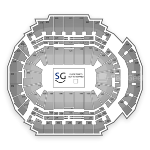 CenturyLink Center Omaha Seating Chart Music Festival