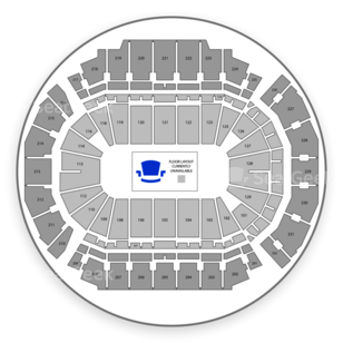 CenturyLink Center Omaha Seating Chart NBA