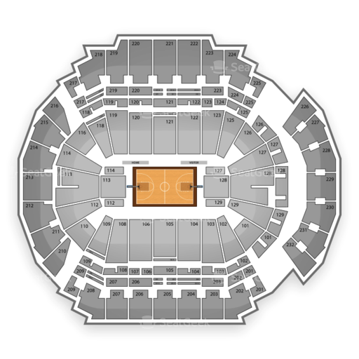 CenturyLink Center Omaha Seating Chart