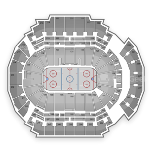 Nebraska-Omaha Mavericks Hockey Seating Chart