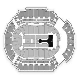 CenturyLink Center Omaha Seating Chart Concert