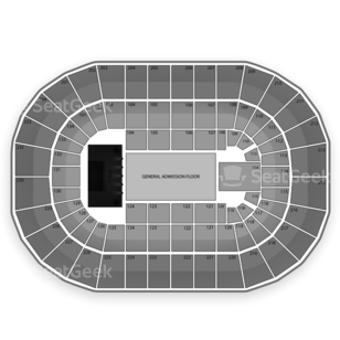 Bryce Jordan Center Seating Chart Concert