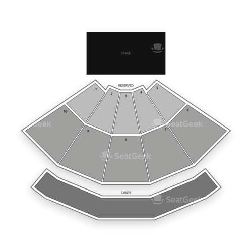 BankPlus Amphitheater at Snowden Grove Seating Chart Concert