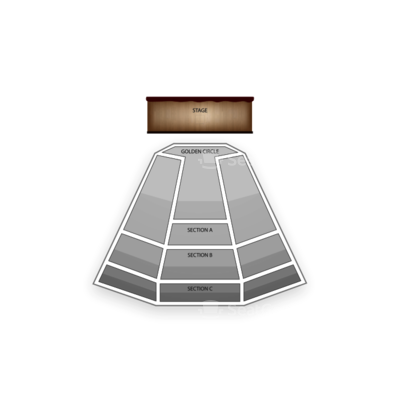 Van Wezel Performing Arts Hall seating chart Audra McDonald