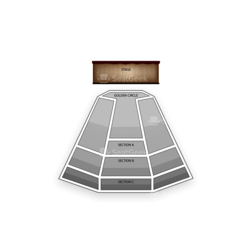 Van Wezel Performing Arts Hall Seating Chart