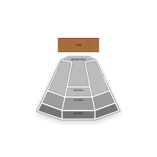 Van Wezel Performing Arts Hall Seating Chart Broadway Tickets National