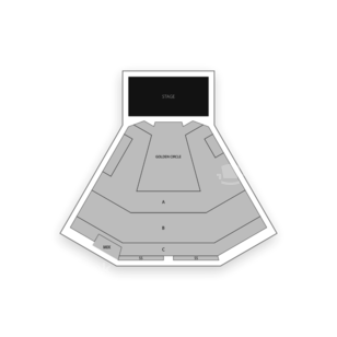 Van Wezel Performing Arts Hall Seating Chart Theater