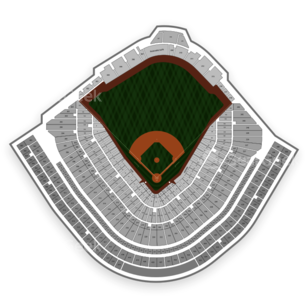 cubs seating chart: Chicago cubs seating chart interactive map seatgeek