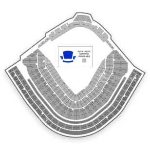 Wrigley Field Seating Chart MLB