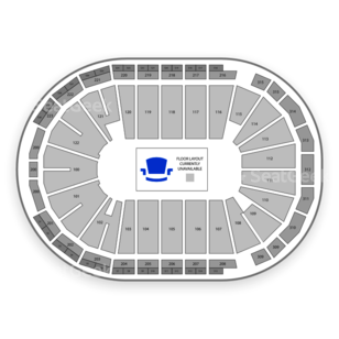 Infinite Energy Arena Seating Chart Broadway Tickets National