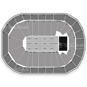 Infinite Energy Arena Seating Chart Concert