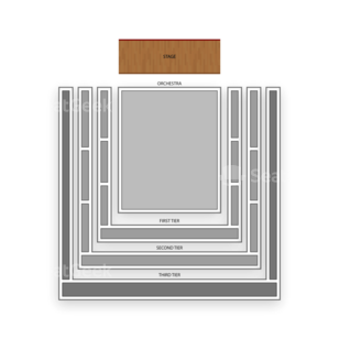 Abravanel Hall Seating Chart Classical