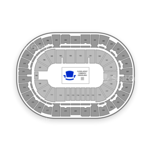 Bon Secours Wellness Arena Seating Chart Family