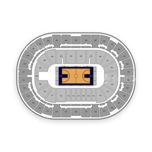 Bon Secours Wellness Arena Seating Chart NCAA Basketball
