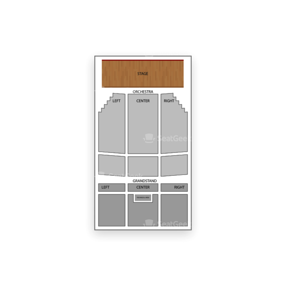 Northern Quest Resort & Casino Seating Chart Concert