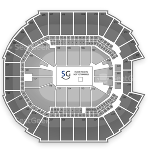 Time Warner Cable Arena Seating Chart Theater