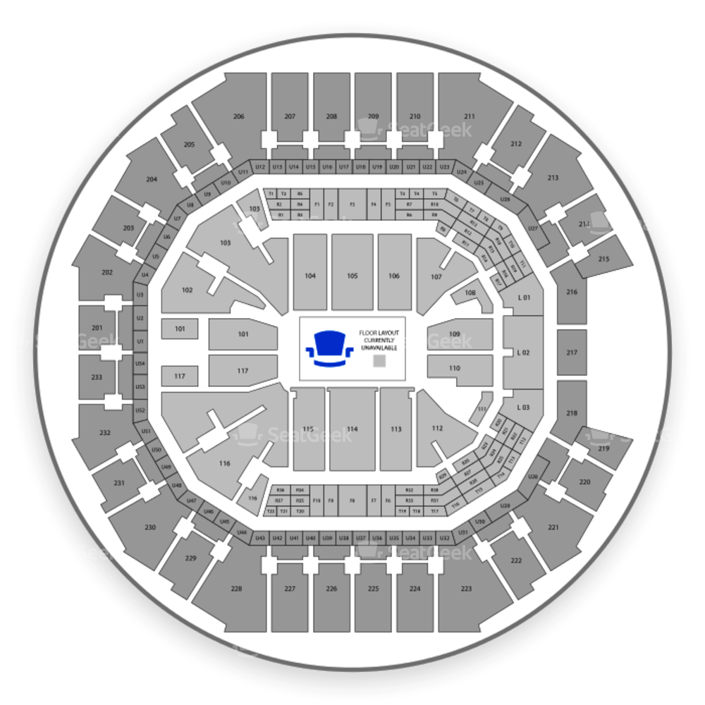 Spectrum Center Seating Chart Cirque Du Soleil & Map ...