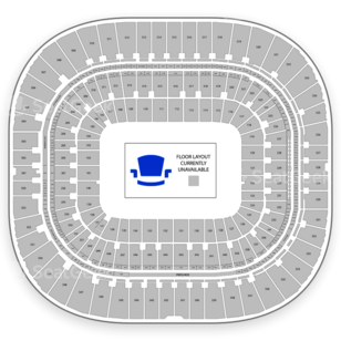 Bank of America Stadium Seating Chart Concert