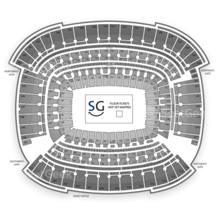 FirstEnergy Stadium Seating Chart Theater