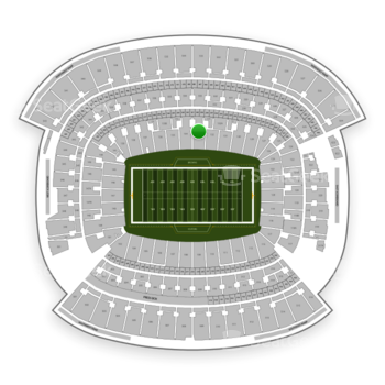 Cleveland Browns at FirstEnergy Stadium Section 133 View