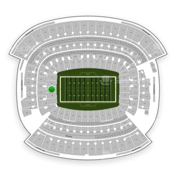 Cleveland Browns at FirstEnergy Stadium Section 147 View